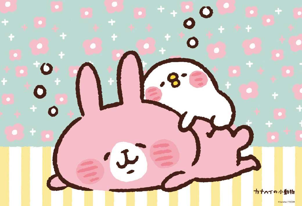 (kanahei)的小动物疗愈出击